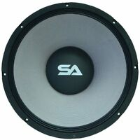 Seismic Audio 18 Raw Subwoofers Woofers Speakers 240 Oz Magnet 1500w on sale