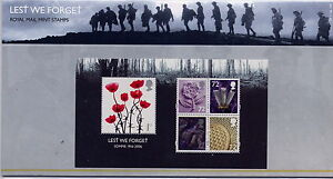 GB-Presentation-Pack-390-2006-Lest-We-Forget