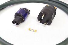 FURUTECH ALPHA 3 DIY MAINS LEAD SET | ALPHA 3 CABLE | FI-1363R PLUG | FI-11R IEC