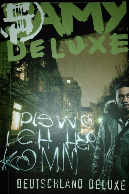 Samy Deluxe - Buch - Dis wo ich herkomm: Deutschland Deluxe - Taschenbuch - RAR