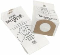 Vacuum Bags Dirt Devil Type 10-pack Carpet Cleaner Clean Supplies Cleaning