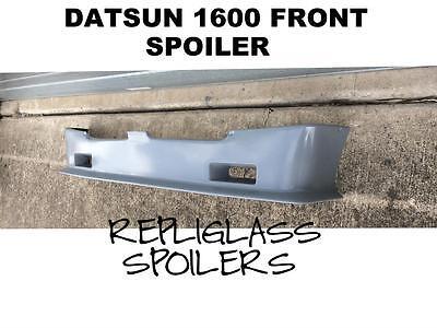 DATSUN 1600 FRONT SPOILER STREET OR RACE CAR FIBERGLASS
