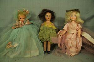 lot-3-vintage-old-antique-dolls-composition-6-1-2-034-7-1-4-034-Frozen-Charlotte