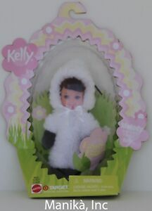 Kelly-Barbie-039-s-Sister-Friend-Melody-Easter-Eggie-Lamb-2001-Target-Edition-NEW