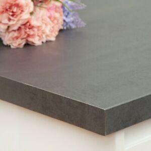 Details zu Betonoptik Arbeitsplatte, Steinoptik, Resopal  Küchenarbeitsplatten, 38mm stark