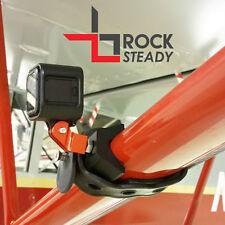 Flight Flix GoPro Rock Steady Slim Strut Mount - Strut Base with Rubber Strap