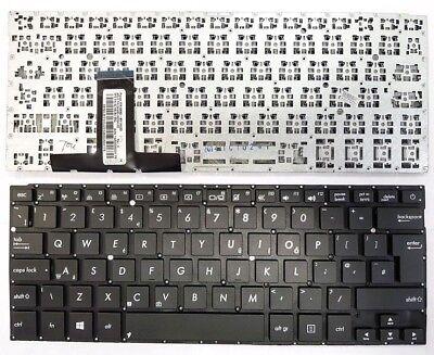 NEW Original Laptop Replacement UK Keyboard For ASUS UX31 UX31A UX32 UX32U Silve