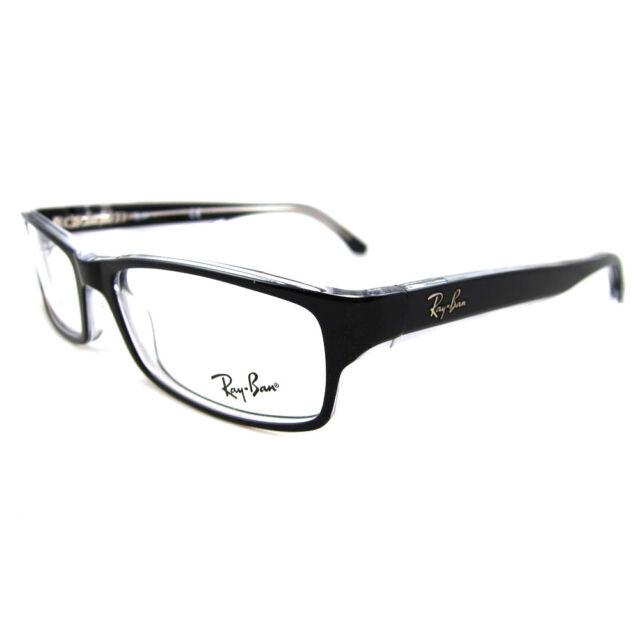 2df9d031ecd21 Ray-ban monturas de gafas 5114 2034 Negro transparente