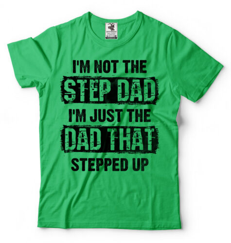 Step Dad Gifts Father Day Gift Tshirt Awesome Gifts for Step Dad T shirt