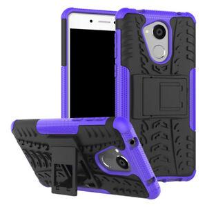 Carcasa-hibrida-2-piezas-Exterior-Purpura-Funda-para-Huawei-Honor-6c-Cubierta