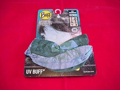 The Original Buff Headwear Trout Unlimited Catch /& Release Pattern GREAT NEW