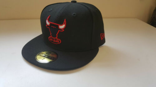 56.8cm A52 NEW ERA OFFICIAL NBA CHICAGO BULLS Windy City Baseball Cap 7 1//8