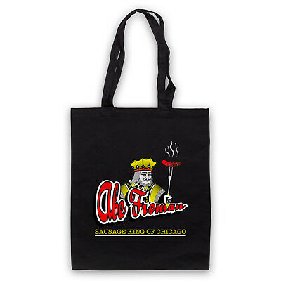 Nett Abe Froman Sausage King Of Chicago Unofficial Ferris Tote Bag Life Shopper