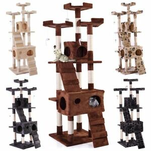67-034-Cat-Tree-Tower-Condo-Furniture-Scratching-Post-Pet-Kitty-Play-House