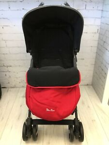 SILVER-CROSS-FOOTMUFF-RED-ROUGE-BRAND-NEW-STOCK-CLEARANCE