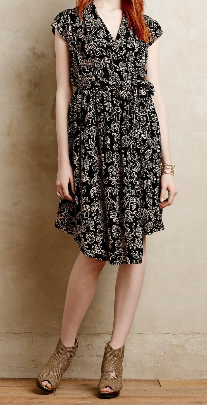 Maeve Ngoldnha Wrap Dress Various colors and Sizes NW ANTHROPOLOGIE Tag