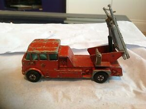 MATCHBOX K151 MERRYWEATHER FIRE ENGINE 1960s for restoration or parts - london, Surrey, United Kingdom - MATCHBOX K151 MERRYWEATHER FIRE ENGINE 1960s for restoration or parts - london, Surrey, United Kingdom