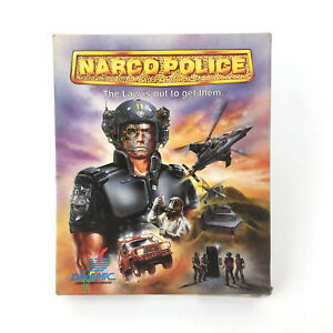 NARCO-DIE-POLIZEI-DINAMIC-SOFTWARE-IRON-BYTE-SNATCHO-MS-DOS