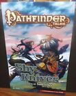 NYCC 2016 Pathfinder Tales Shy Knives / Starspawn Double-Sided 11
