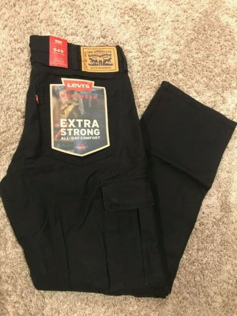 Levi/'s 545 Athletic Fit Workwear Utility Pant Green Men/'s Sizes NWT 289310006