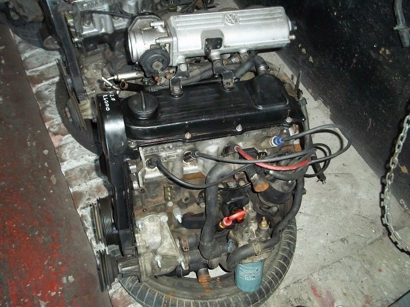vw jetta golf automatic engine a gearbox 0742001170