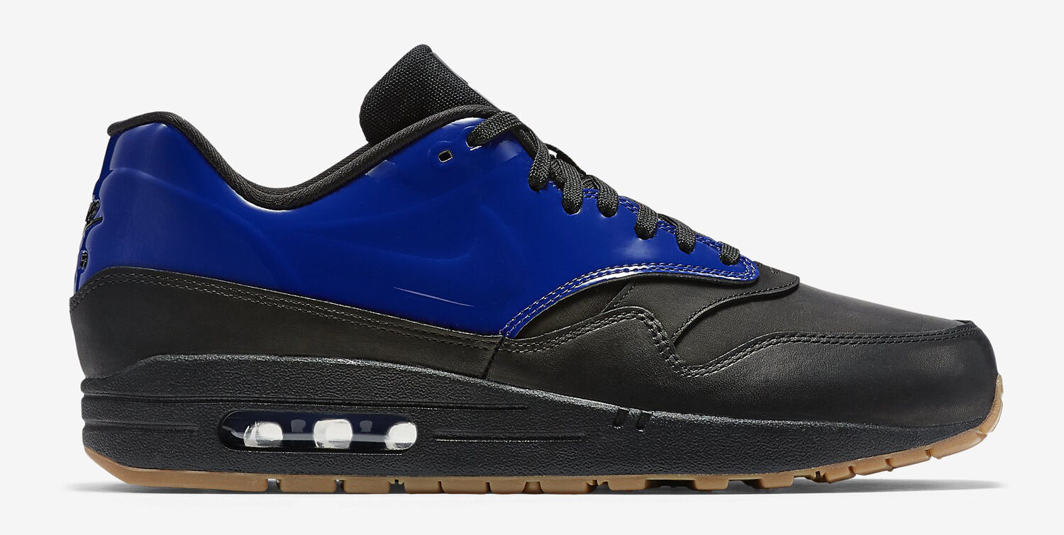 Nike Air Max 90 VT QS Deep Royal Blue Gum Dark Brown 831113 400 Mens Sizes 9 9.5