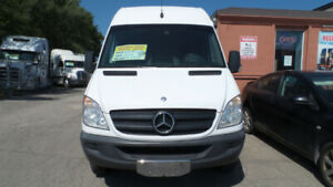 2013 MERCEDES SPRINTER 3500 DIESEL CERTIFIED