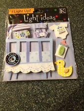 IT'S A BOY K & Company Light Ideas Light Up Stickers Embellishments K&COMPANY