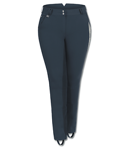 Jodhpurs,Jodhpur Elena, Plus Size Figure Size 48, 50, 52 Night bluee
