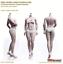 1//6 TBLeague Female Seamless Body Buxom Women S29B plump Body Suntan M bust