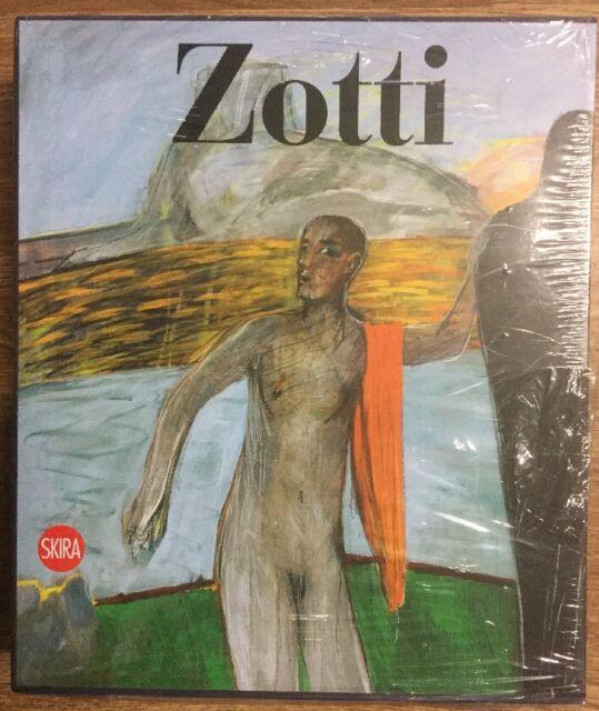 Carmelo Zotti Catalogo Generale Ediz Italiana e Inglese Skira Completo 2 Volumi