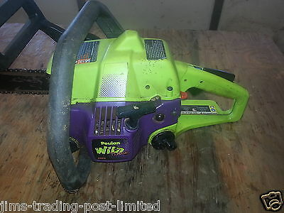 Used Poulan Wild Thing Chainsaw 2375 For Parts Ebay