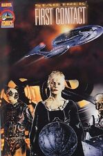 Marvel Comics Star Trek- First Contact - Motion Picture Adaption