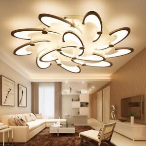 Image Is Loading Living Room Led Ceiling Lights Simple Modern