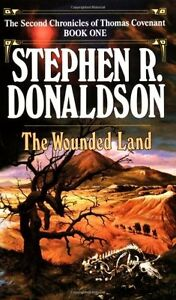 The-Wounded-Land-The-Second-Chronicles-of-Thomas-Covenant-Book-1-by-Stephen-R