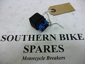 1998-Yamaha-XJ600S-Diversion-Carburettor-Carb-Heater-Relay-BREAKING-XJ600-S