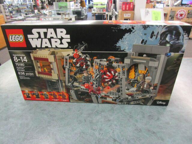 Lego Star Wars Rathtar Escape #75180 New in Box