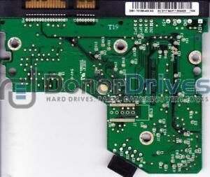 WD5000AAKS-00YGA0 WD SATA 3.5 PCB 2061-701477-600 AB