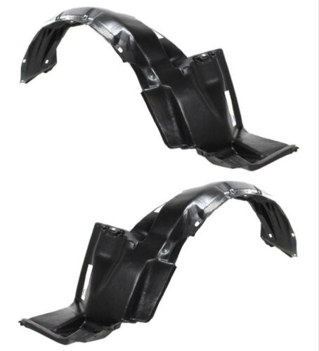 New Front Driver /& Passeneger Side Fender Splash Liners 1990-1993 HONDA ACCORD