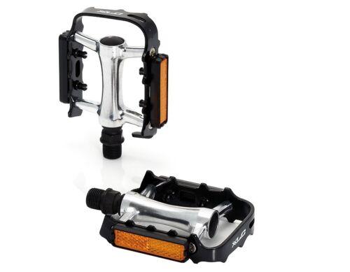 XLC MTB-Pedale Ultralight Alu PD-M04 Fahrrad Pedale gedichtete Lager