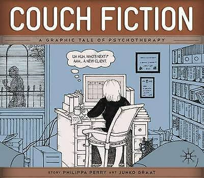 1 of 1 - Couch Fiction: A Graphic Tale of Psychotherapy, Perry, Philippa, Good Used  Book