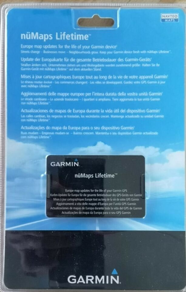 Software Kort Garmin Garmin Dba Dk Kob Og Salg Af Nyt Og Brugt