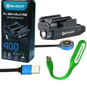 OLIGHT-PL-Mini-400-Lumen-CREE-LED-weapon-light-for-glock-wesson-sauer-S-amp-W-ruger