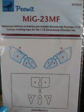 Peewit 1//72 Mikoyan MiG-23MF # PEE72034