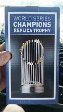 2017 Chicago Cubs Replica World Series Trophy SGA Stadium Giveaway 4/15 April 15