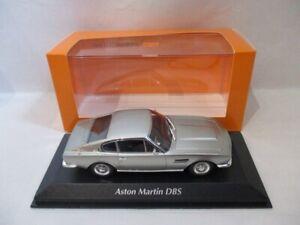 Aston-Martin-DBS-RHD-argent-1967-maxichamps-940-137600