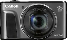 NEW! Canon PowerShot SX720 HS Digital Camera 20mp 40x optical zoom (Black)