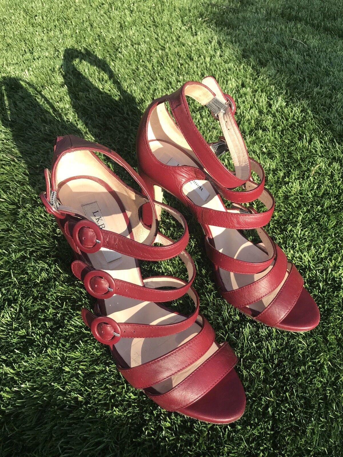 Lk bennett sandals size 6 39