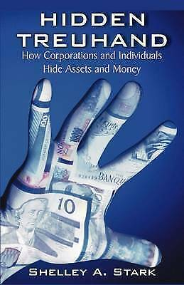 Hidden Treuhand: How Corporations And In, Brand New, Free P&P in the UK