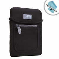 Protective Tablet Cover W/fitted Neoprene , Easy-grip Handle & Accessory Pocket